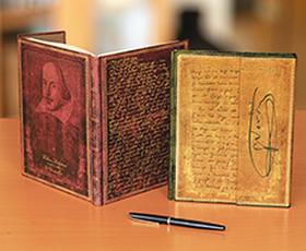 Paperblanks Hardcover Wrap Diaries