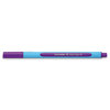 Purple Schneider Slider Edge XB ballpoint pen - 2