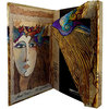 Unlined Mini Paperblanks Soul and Tears Journal - 3