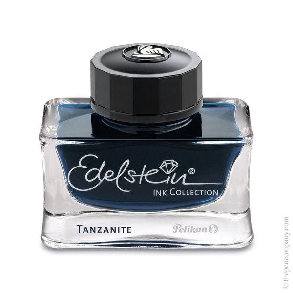 Tanzanite Pelikan Bottled Edelstein Ink