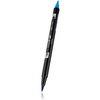 Tombow ABT brush pen 493 Reflex Blue - 2