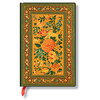 Lined Mini Paperblanks Glowing Rose Rose Garden Journal - 1