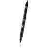 Tombow ABT brush pen N25 Lamp Black - 1