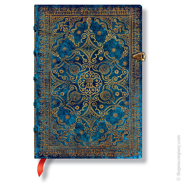 Midi Paperblanks Equinoxe Journal Azure Lined
