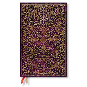 Maxi Paperblanks Aurelia 2020 Diary Vertical Week-to-View - 1