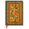 Lined Midi Paperblanks Glowing Rose Rose Garden Journal - 1