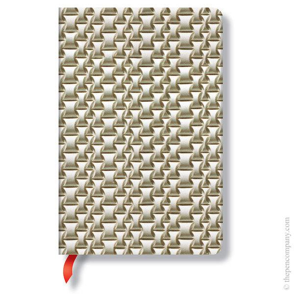 Mini Paperblanks Ori Journal Ligature Lined