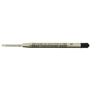 Visconti A38 Gel Ballpoint Pen Refill Black Medium - 1