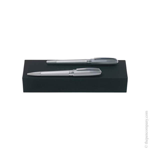 Hugo Boss Essential Fountain and Ballpoint Set