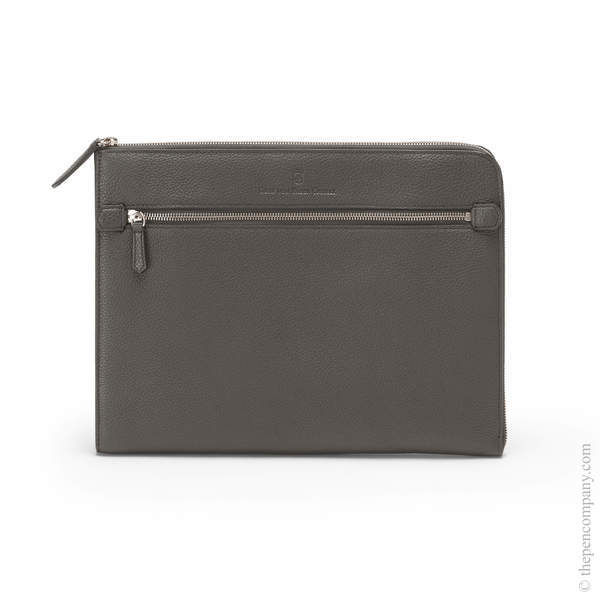 Graf von Faber-Castell Cashmere Folio with Zip Folder