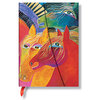 Lined Midi Paperblanks Wild Horses of Fire Journal - 1