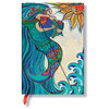 Lined Mini Paperblanks Ocean Song Whimsical Creations Journal - 1