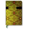 Lined Mini Paperblanks French Ornate Vert Journal - 1