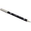 Tombow ABT brush pen N89 Warm Grey 1 - 2