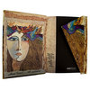 Unlined Mini Paperblanks Soul and Tears Journal - 1