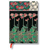 Lined Midi Paperblanks Papaver Mucha Journal - 1