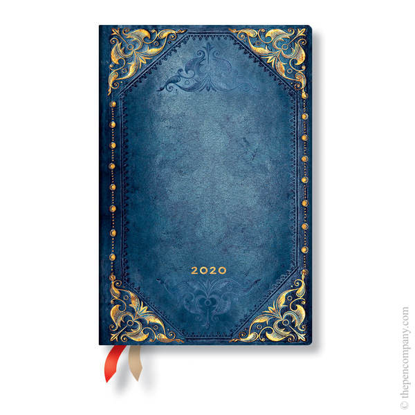 Mini Paperblanks The New Romantics Flexi 2020 Diary
