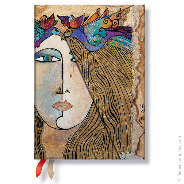 Midi Paperblanks Laurel Burch - Spirit of Womankind Journal