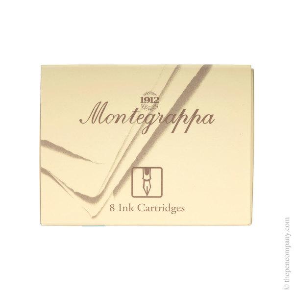 Black Montegrappa Ink Cartridges