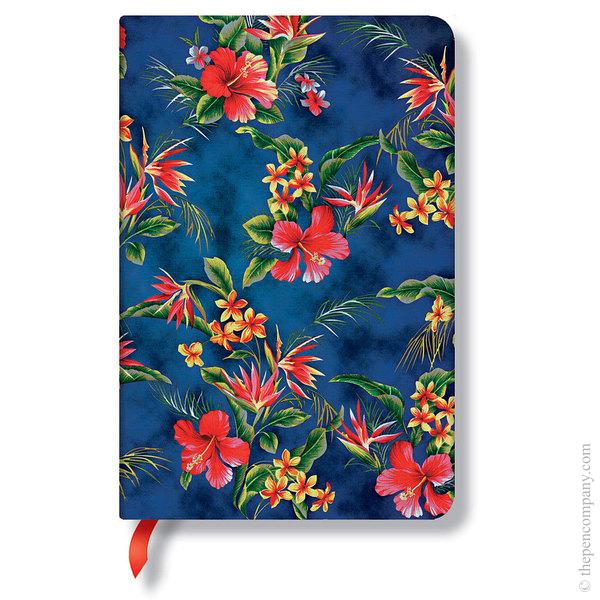 Mini Paperblanks Aloha Journal Laulima Lined