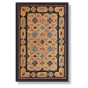 Mini Paperblanks Shiraz Address Book - 1