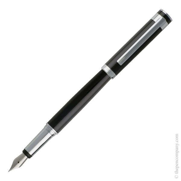 Classic Black Hugo Boss Caption Fountain Pen