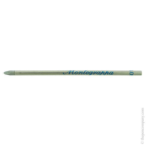 Blue Montegrappa Mini Ballpoint Pen Refill