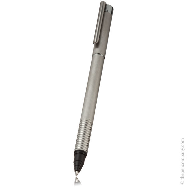 Stainless Steel Lamy Logo Brushed Rollerball Pen
