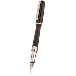 Hugo Boss Essential Striped Fountain Pen - 1
