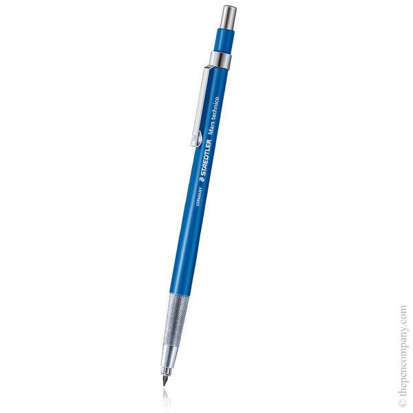 Blue Staedtler Mars Technico 780C Clutch Pencil 2.0mm