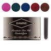 Diamine Elegance Selection Fountain Pen Ink Cartridges