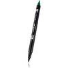 Tombow ABT brush pen 277 Dark Green - 2