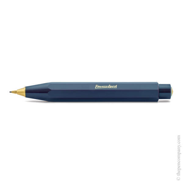 Navy Blue Kaweco Classic Sport Mechanical Pencil