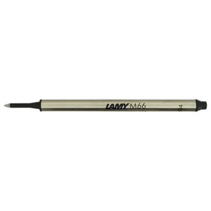 Lamy M66 Capless Rollerball Refill black - 1