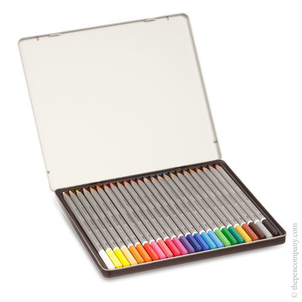 Assorted Staedtler Karat 24 Aquarell Colouring Pencil