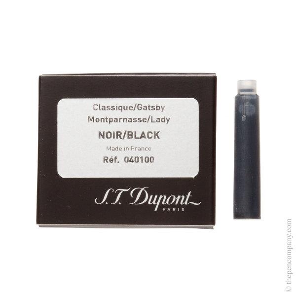 S.T. Dupont Classic Fountain Pen Cartridges Ink Cartridges