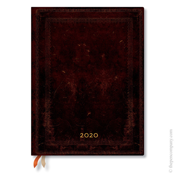 Ultra Paperblanks Old Leather Flexi 2020 Diary