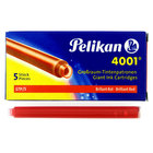 Pelikan Giant Ink Cartridges Red - 1