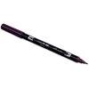 Tombow ABT brush pen 679 Dark Plum - 1