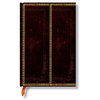 Lined Mini Paperblanks Black Moroccan Journal - 1