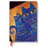 Lined Mini Paperblanks Mediterranean Cats Journal - 1