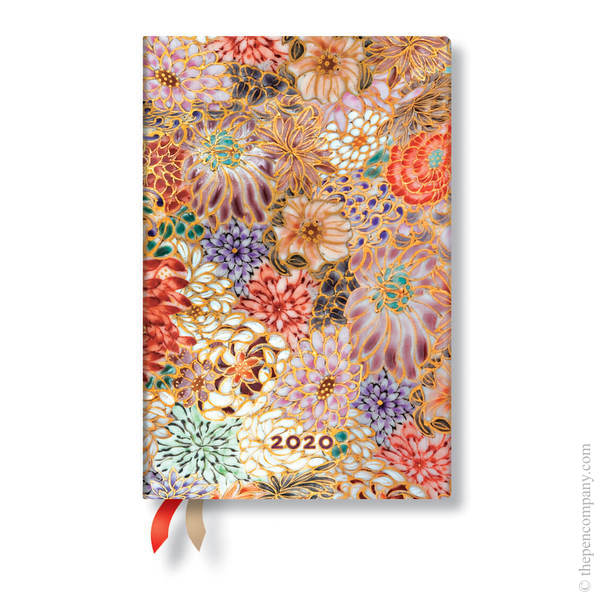 Mini Paperblanks Michiko 2020 Diary