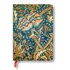 Lined Midi Paperblanks William Morris Windrush Journal - 1