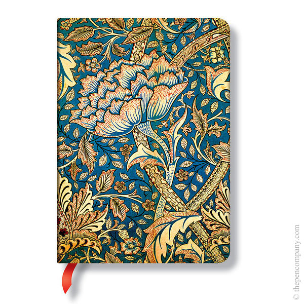 Midi Paperblanks William Morris Journal Windrush Lined