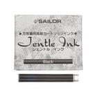 Black Sailor Jentle ink cartridges - 1