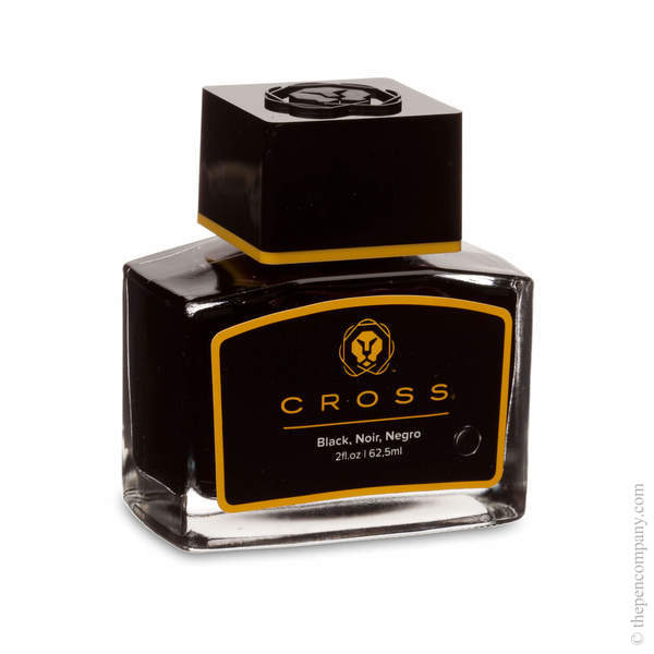 Black Cross Bottled Ink