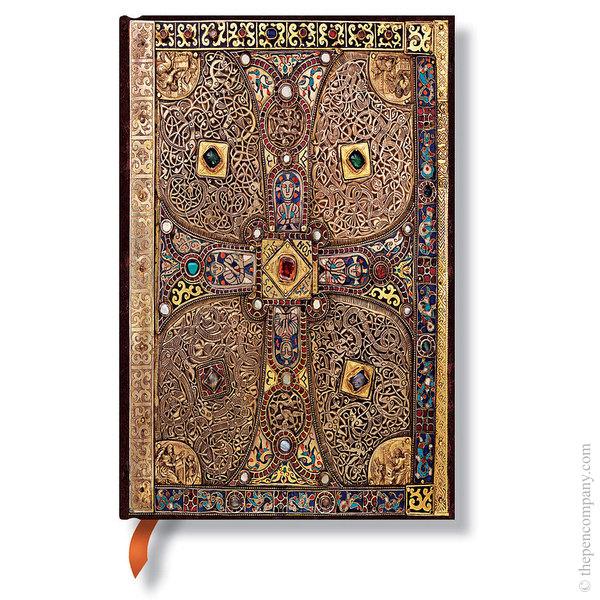 Mini Paperblanks Lindau Gospels Journal
