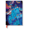 Lined Mini Paperblanks Blue Cats and Butterflies Journal - 1