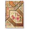 Mini Paperblanks Lyon Florals Ivory Address Book - 1