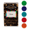 Fiesta Selection Diamine Fountain Pen Ink Cartridges Pack - 1